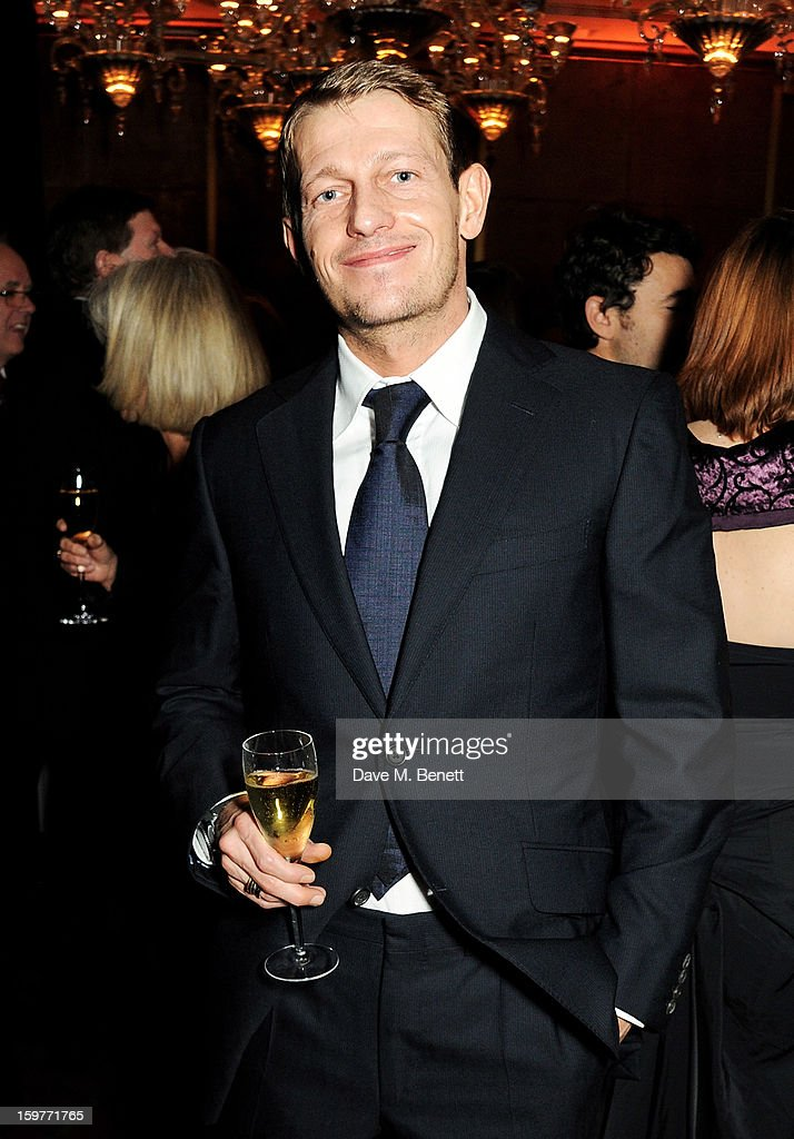 <a gi-track='captionPersonalityLinkClicked' href=/galleries/search?phrase=Leo+Gregory&family=editorial&specificpeople=214003 ng-click='$event.stopPropagation()'>Leo Gregory</a> attends a champagne reception at the London Critics Circle Film Awards at the May Fair Hotel on January 20, 2013 in London, England.
