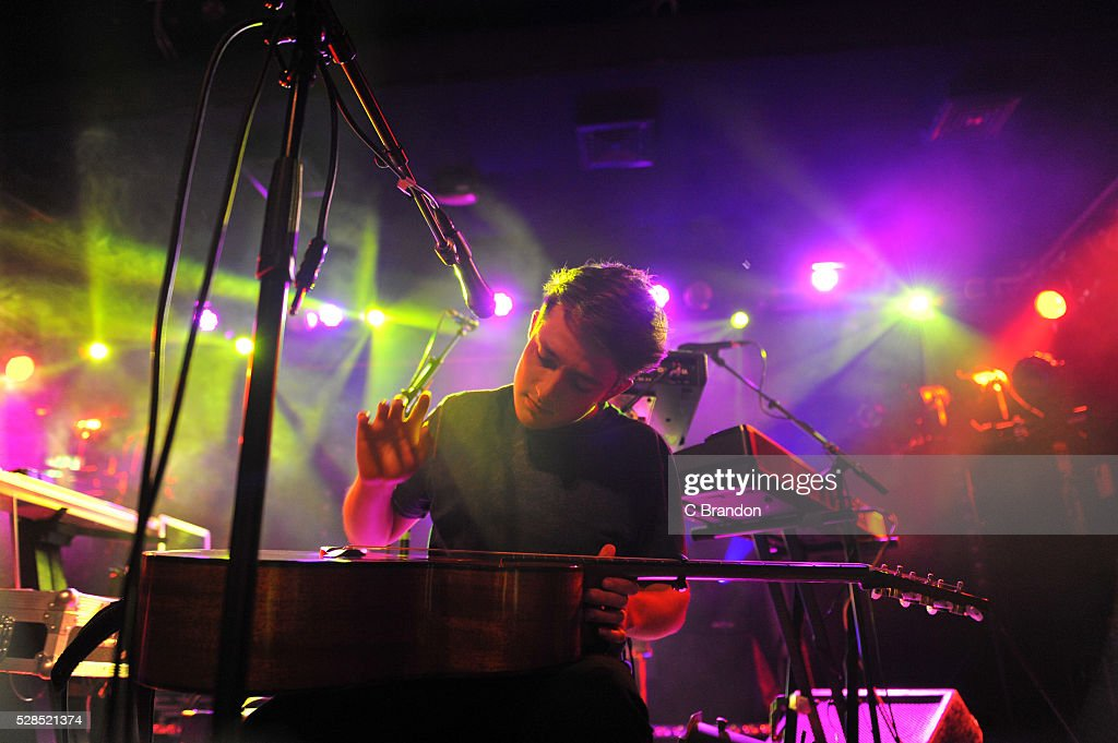 Leo Stannard performs on stage at Scala on May 5, 2016 in London, England.