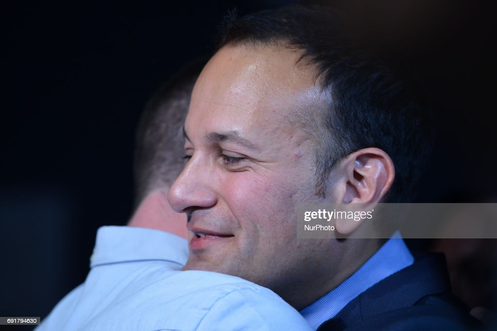 Leo Varadkar on his way to becoming Ireland's first gay Taoiseach