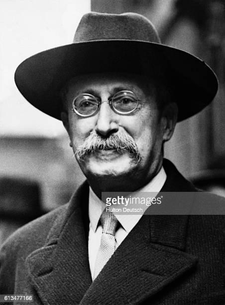 Leon Blum French politician ca 1950