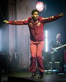 Leon Bridges Performs At Brixton Academy London