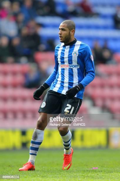 Leon Clarke Wigan Athletic