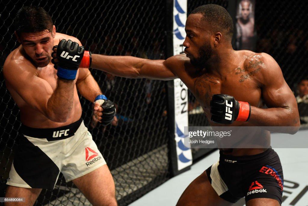 UFC Fight Night: Manuwa v Anderson