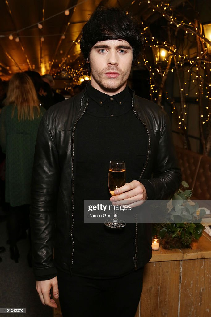 Selfridges, Nick Wooster & Tommy Tom Dinner - London Collections: Men AW15 Official Launch Event