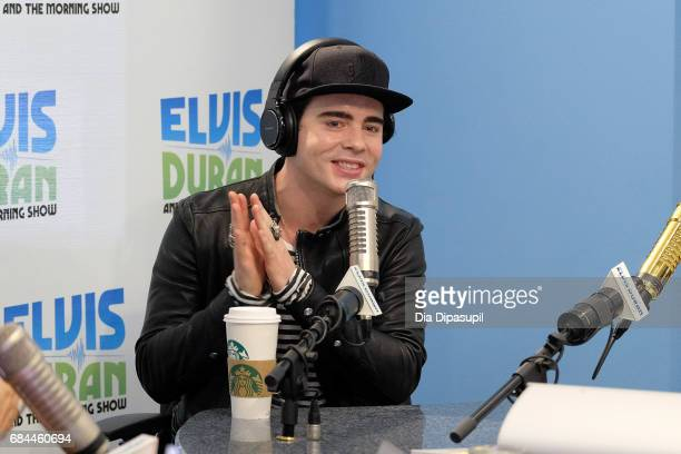 Leon Else visits 'The Elvis Duran Z100 Morning Show' at Z100 Studio on May 18 2017 in New York City