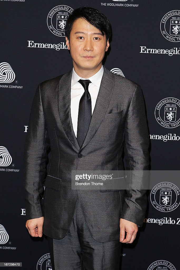 Leon Lai arrives for the 50th Anniversary Wool Awards at the Royal Hall of Industries, Moore Park on April 23, 2013 in Sydney, Australia.