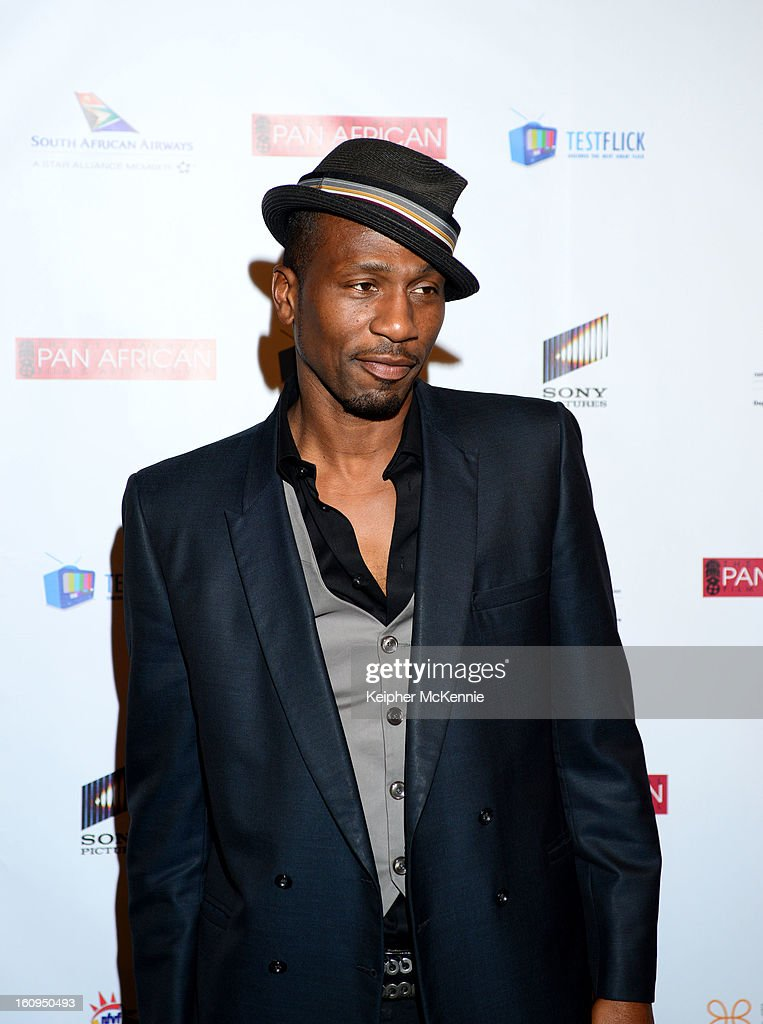 Leon Robinson attends 21st Annual Pan African Film Festival Opening Night Gala premiere of Vipaka at DGA Theater on February 7, 2013 in Los Angeles, California.