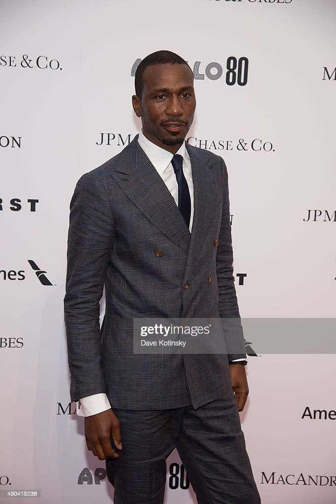 Leon Robinson attends the Apollo Spring Gala and 80th Anniversary Celebration>> at The Apollo Theater on June 10, 2014 in New York City.