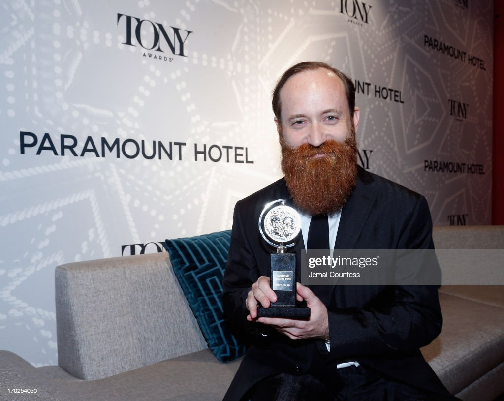Leon Rothenberg, winner of the Tony Award for Best Sound Design of a Play for 'The Nance,' attends The 67th Annual Tony Awards Paramount Winners' Room at Radio City Music Hall on June 9, 2013 in New York City.