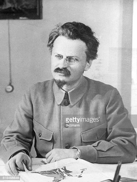 Leon Trotsky was a leader of the Russian Revolution and was later deported from his native Soviet Russia and assassinated in Mexico City