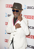 Leon Ware arrives at the 29th Annual ASCAP Rhythm And Soul Music Awards at the Beverly Wilshire Four Seasons Hotel on June 23 2016 in Beverly Hills...