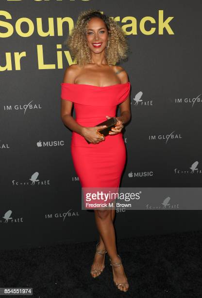 Leona Lewis attends the Apple Music Los Angeles Premiere Of 'Clive Davis The Soundtrack Of Our Lives' at Pacific Design Center on September 26 2017...