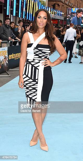 Leona Lewis attends the European premiere of 'Entourage' at the Vue West End on June 9 2015 in London England