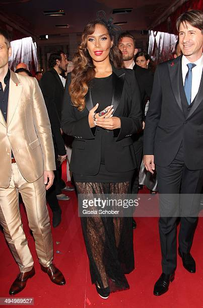 Leona Lewis attends the Life Ball 2014 at City Hall on May 31 2014 in Vienna Austria