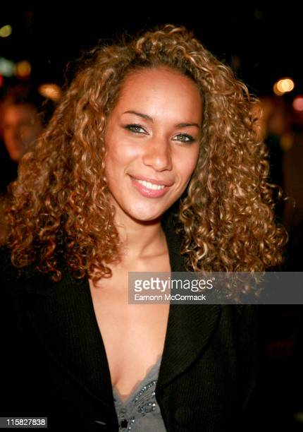 Leona Lewis during 'Flushed Away' London Premiere Outside Arrivals at Empire Leicester Square in London Great Britain