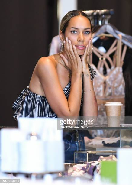 Leona Lewis is seen on August 15 2017 in Los Angeles California