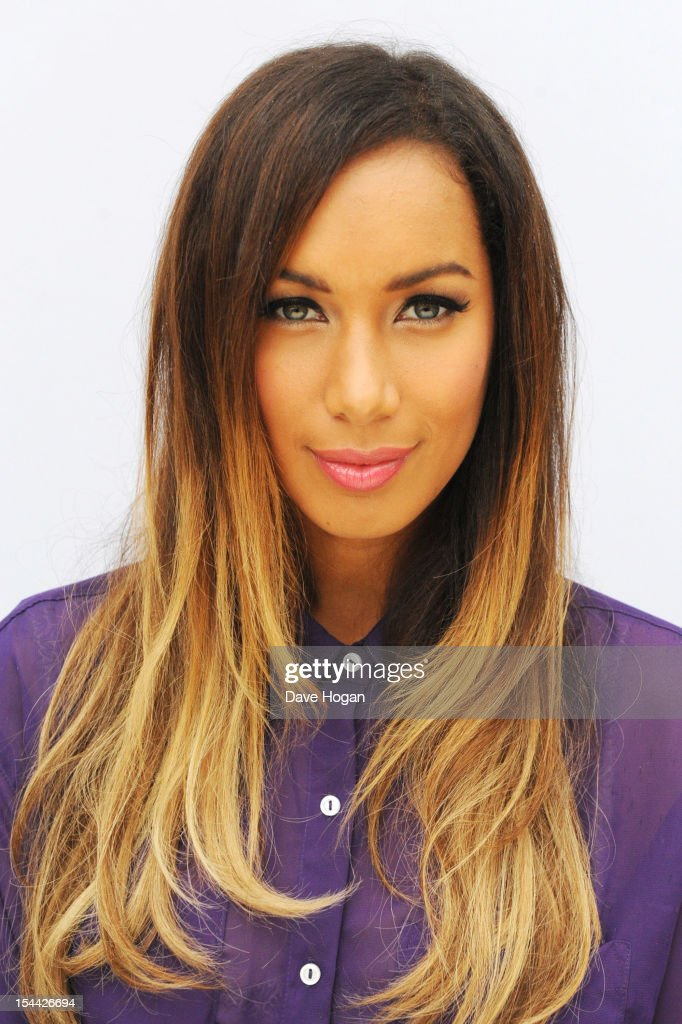 Leona Lewis performs for a Biz Session to promote her new album 'Glassheart' on September 28, 2012 in London. England