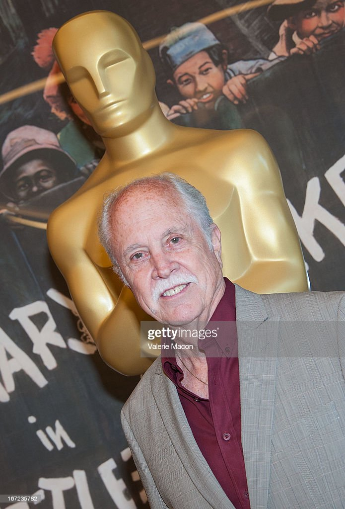 Leonard Engelman attends The Academy Of Motion Picture Arts And Sciences' VFX Convergence: Blending Makeup With Digital Arts In Film at Linwood Dunn Theater at the Pickford Center for Motion Study on April 22, 2013 in Hollywood, California.