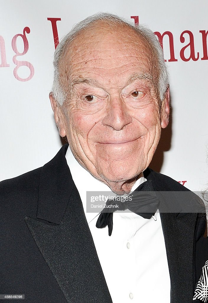 Leonard Lauder attends the 21st Annual Living Landmarks Ceremony at The Plaza Hotel on November 6, 2014 in New York City.