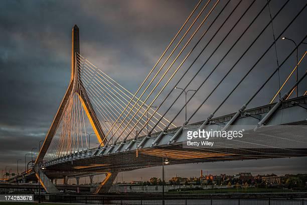 Leonard P Zakim Bridge