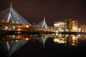 - Leonard P. Zakim Bunker Hill Bridge