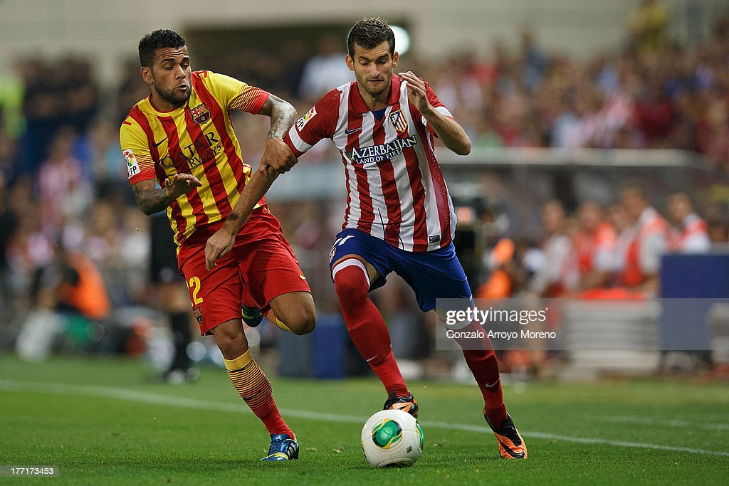 Club Atletico de Madrid v Barcelona - Spanish Super Cup