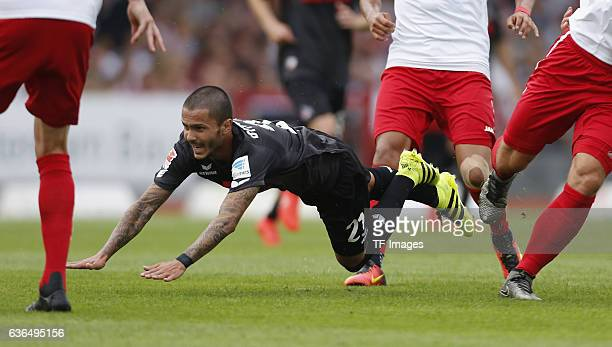 Leonardo Bittencourt of FC Koeln in aktion during the preseason friendly match between Fortuna Koeln and 1 FC Koeln at Sued Stadion on July 26 2016...