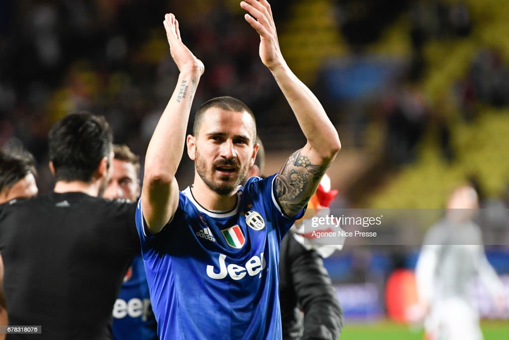 As Monaco v Juventus FC - Uefa Champions League : News Photo