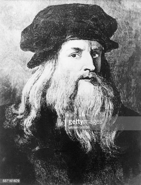 Leonardo da Vince 14521519 Künstler Italien