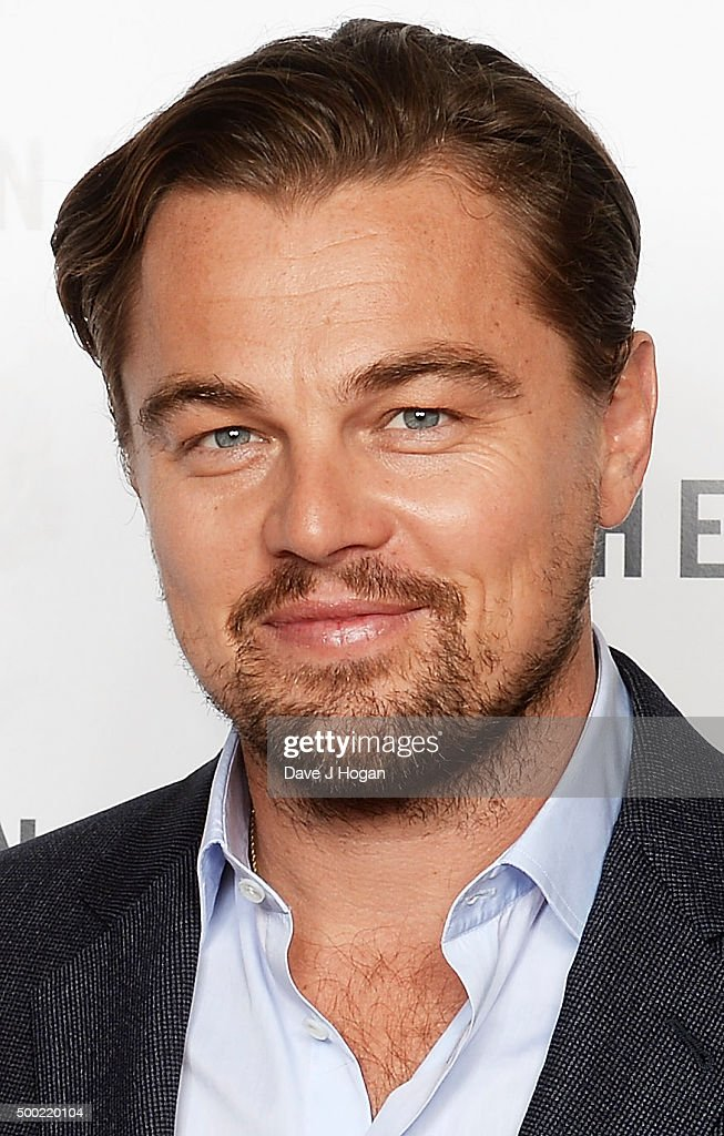 <a gi-track='captionPersonalityLinkClicked' href=/galleries/search?phrase=Leonardo+DiCaprio&family=editorial&specificpeople=201635 ng-click='$event.stopPropagation()'>Leonardo DiCaprio</a> attends a BAFTA screening of 'The Revenant' at Empire Leicester Square on December 6, 2015 in London, England.
