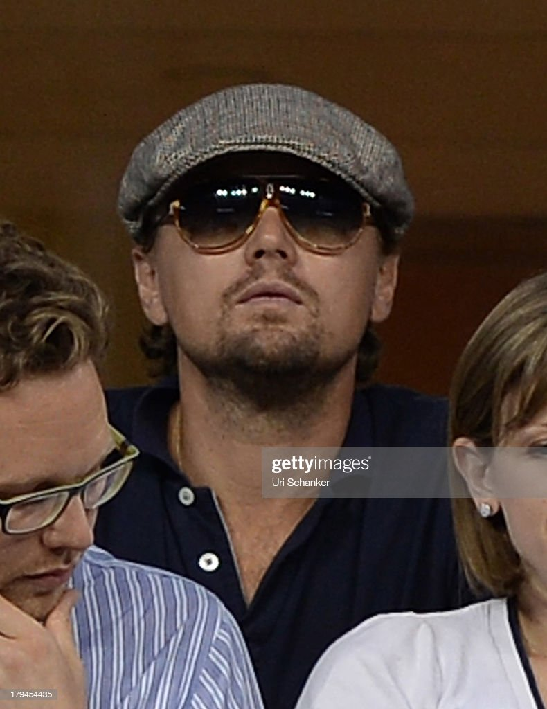 <a gi-track='captionPersonalityLinkClicked' href=/galleries/search?phrase=Leonardo+DiCaprio&family=editorial&specificpeople=201635 ng-click='$event.stopPropagation()'>Leonardo DiCaprio</a> attends the 2013 US Open at USTA Billie Jean King National Tennis Center on September 3, 2013 in New York City.