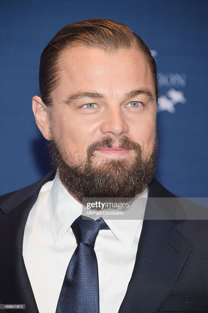 Leonardo Dicaprio attends the 8th Annual Clinton Global Citizen Awards at Sheraton Times Square on September 21, 2014 in New York City.