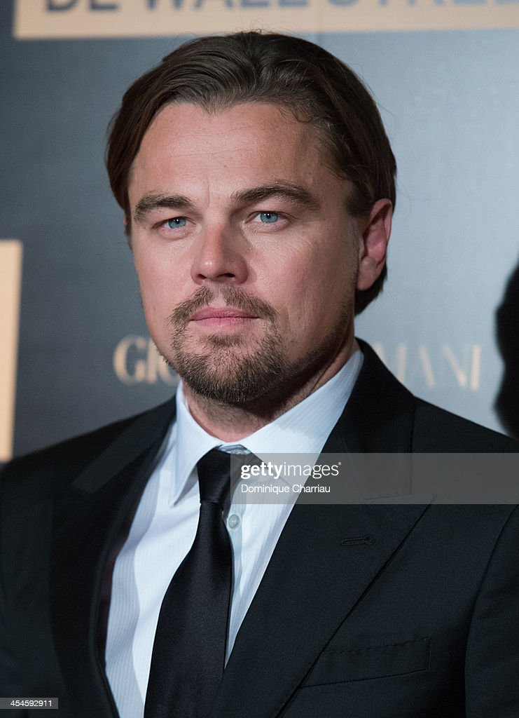 <a gi-track='captionPersonalityLinkClicked' href=/galleries/search?phrase=Leonardo+DiCaprio&family=editorial&specificpeople=201635 ng-click='$event.stopPropagation()'>Leonardo DiCaprio</a> attends 'The Wolf of Wall Street' photocall at Palais Brogniart on December 9, 2013 in Paris, France.