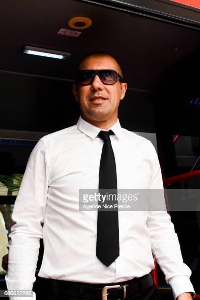 Leonardo Jardim head coach of Monaco during AS Monaco French Ligue 1 Winners Parade on May 21 2017 in Monaco Monaco