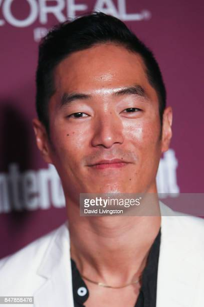 Leonardo Nam attends the Entertainment Weekly's 2017 PreEmmy Party at the Sunset Tower Hotel on September 15 2017 in West Hollywood California