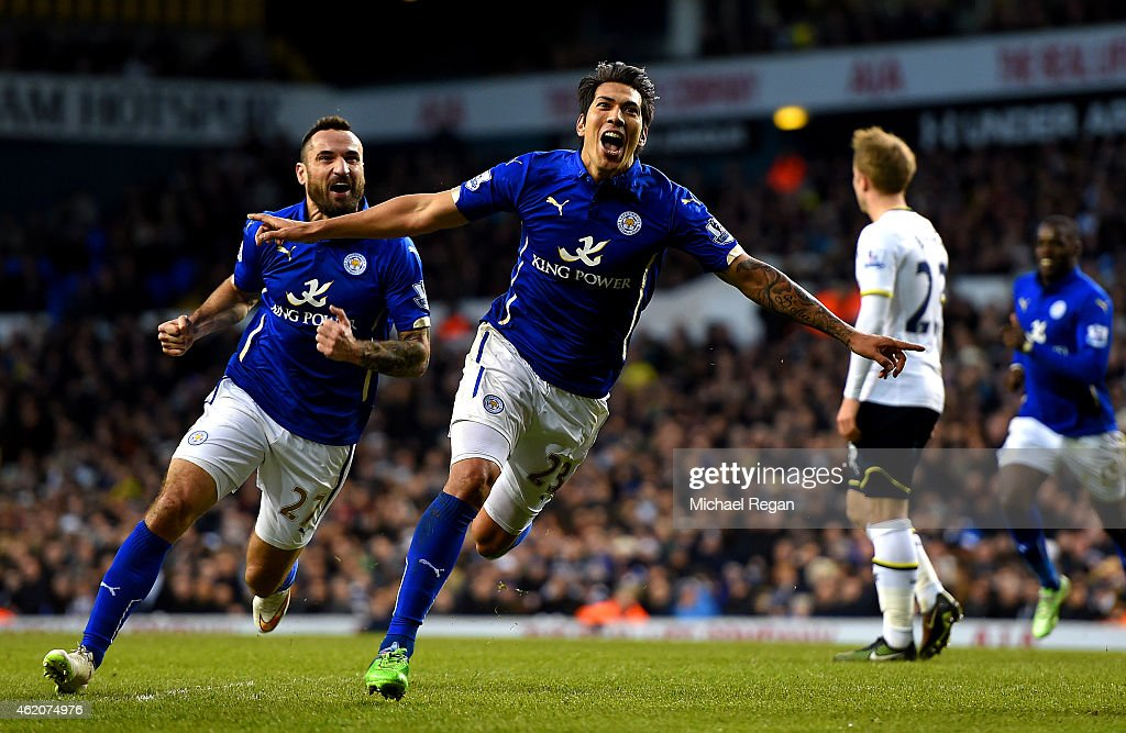 Tottenham Hotspur v Leicester City - FA Cup Fourth Round