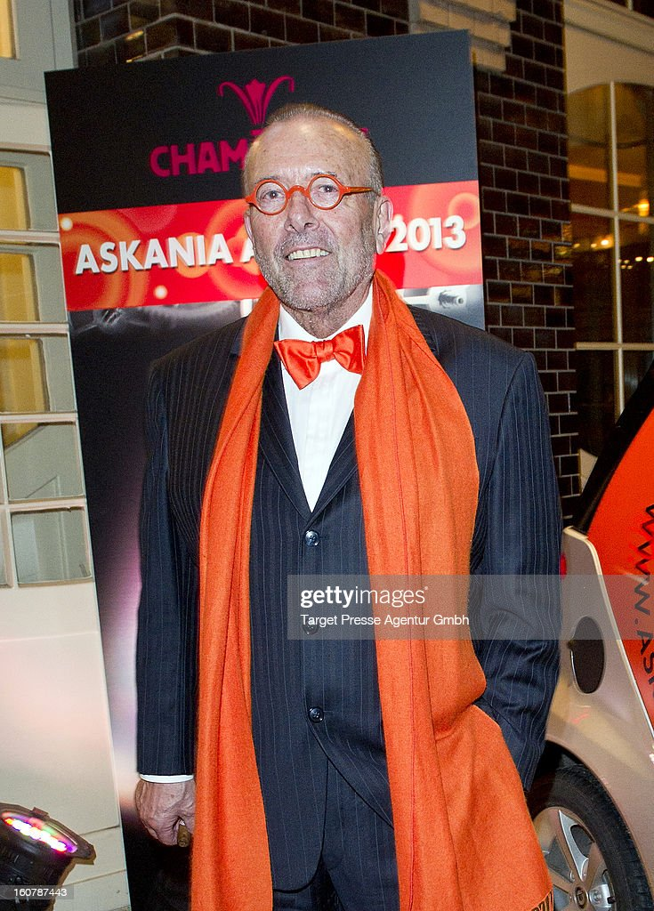Leonhard Mueller attends the 6th Askania Award 2013 on February 5, 2013 in Berlin, Germany.