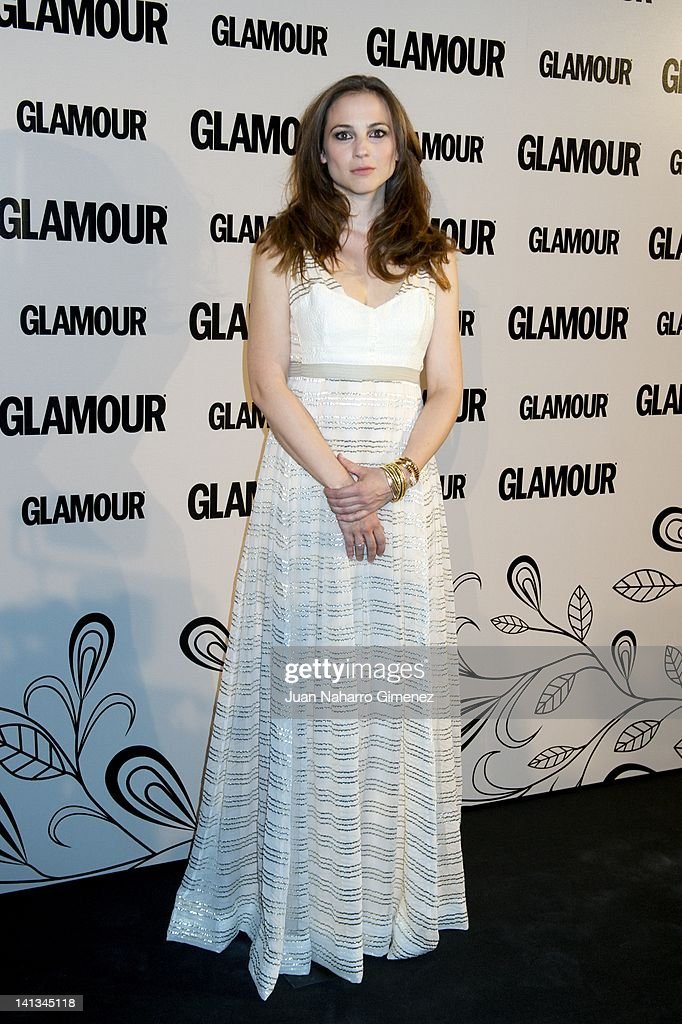 <a gi-track='captionPersonalityLinkClicked' href=/galleries/search?phrase=Leonor+Watling&family=editorial&specificpeople=453297 ng-click='$event.stopPropagation()'>Leonor Watling</a> attends X Glamour Beauty Awards at Pacha Club on March 14, 2012 in Madrid, Spain.