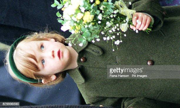Leonora Lonsdale daughter of Jamie and Laura Lonsdale Leonora one of Diana Princess of Wales 17 godchildren is a beneficiary in her will which was...