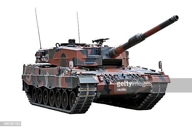 Leopard 2A4 tank