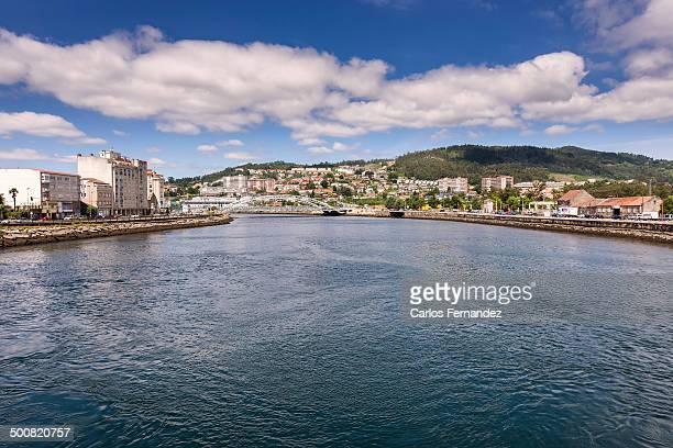 Lerez River Pontevedra