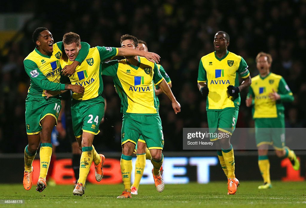 Norwich City v Hull City - Premier League