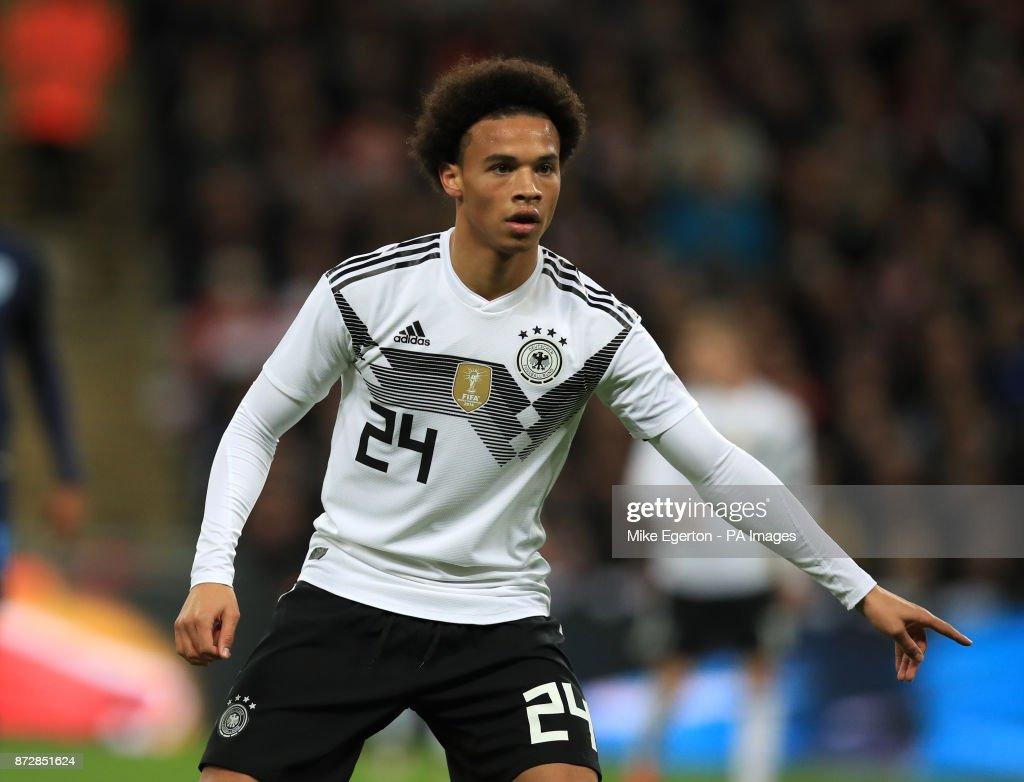 England v Germany International Friendly Wembley Stadium
