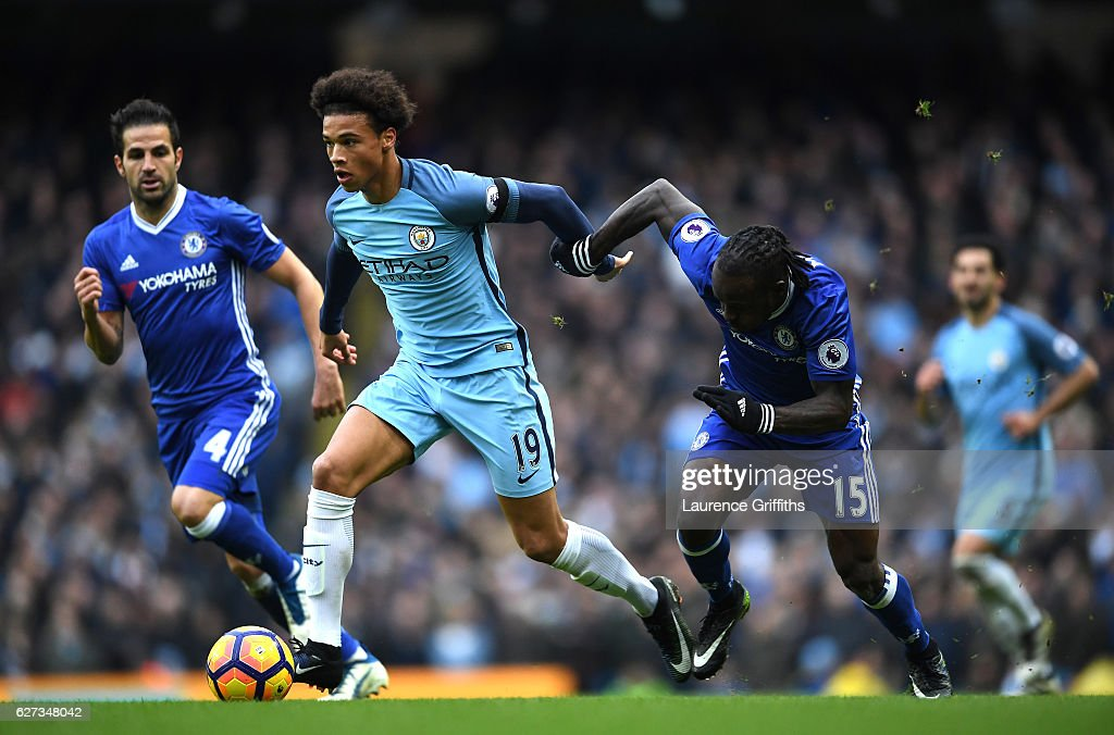 City X Chelsea: Man City 1-3 Chelsea LIVE Results: Costa, Willian And