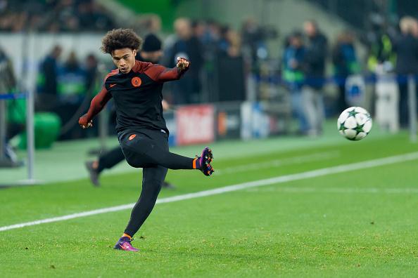 VfL Borussia Moenchengladbach v Manchester City FC - UEFA Champions League : News Photo
