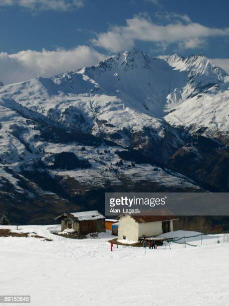 Les Arcs 1800, Bourg St.Maurice, France