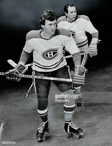 Les Canadiens Rick Salutin's dramatic tribute to the role of the Habs in Quebec culture is getting raves from critics and audiences at the Toronto...