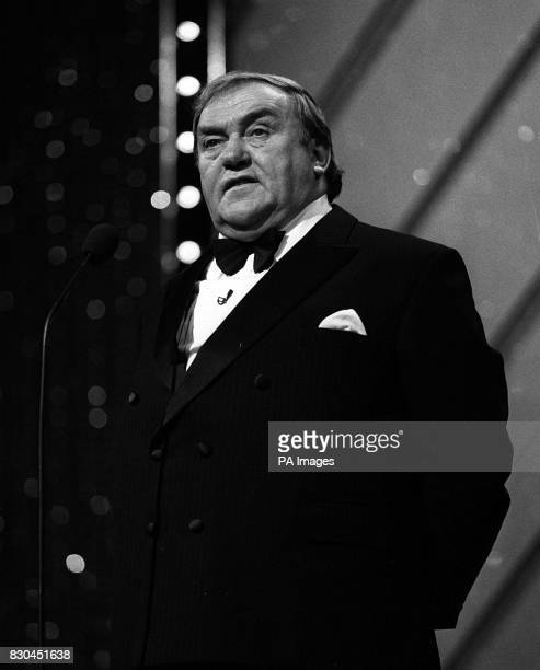 Les Dawson comedian and television personality