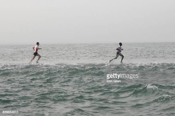 Les Foulees Du Gois 2007 Course des As Passage du Gois Beauvoir Sur Mer