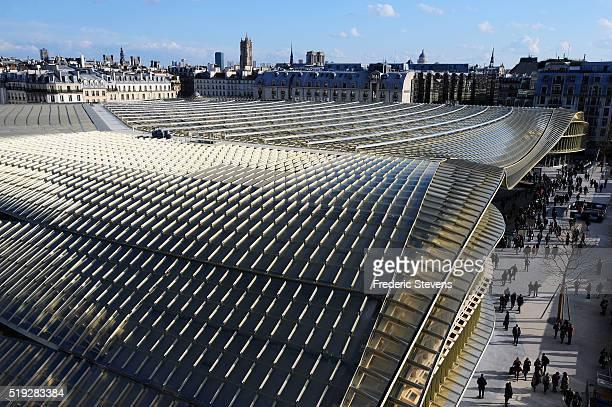 Les halles stock photos and pictures getty images - Forum des halles paris ...